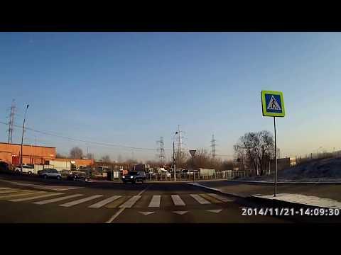 маршрут Северное Бутово.