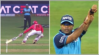 DC vs KXIP short run controversy: Umpire should be Man of ..