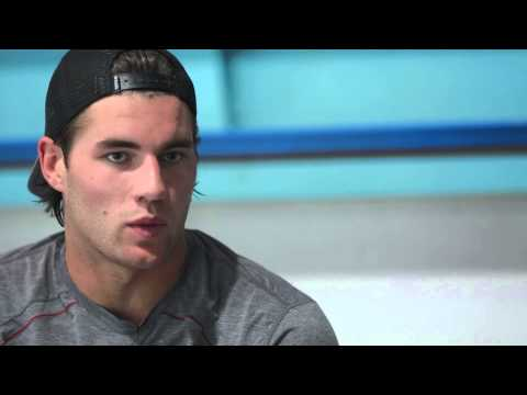 Tom Wilson chats with Athlete's Care