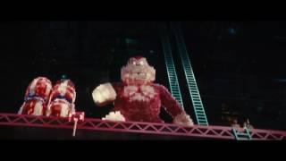 Pixels Donkey Kong full part