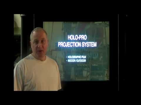 Atomic presentation of the HoloPro™