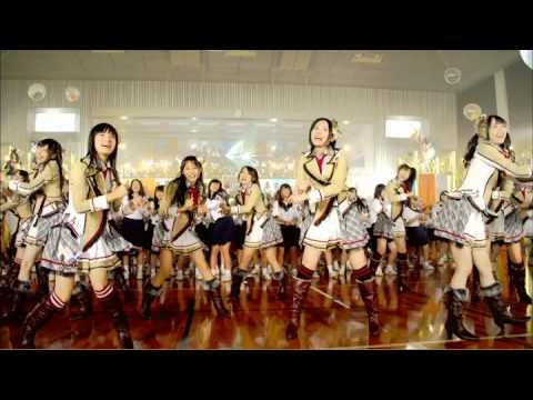 2010/11/17 on sale 4th.Single「1!2!3!4! ヨロシク!」MV(Digest ver.)