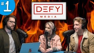 HOW SMOSH BEAT DEFY - SmoshCast #1