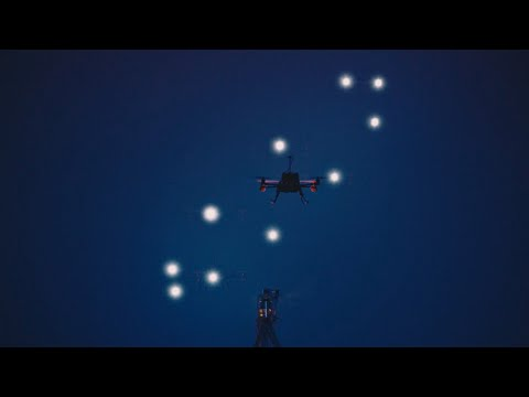 World's Most Precise Commercial Drone System, PRENAV