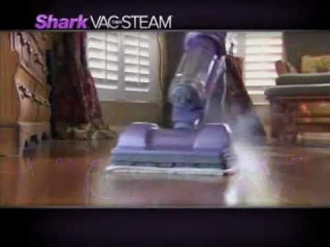 Shark 2 In 1 Vac Then Steam Mop Infomercial Youtube