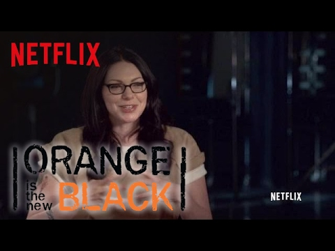 Orange Is The New Black - Season 2 - Three Words - HD - Smashpipe Entertainment