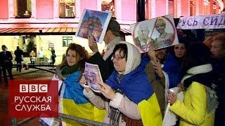Выступление Валерии в Лондоне встретили протестами