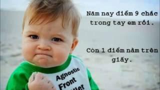 Anh Che Mua Thi Dai Hoc