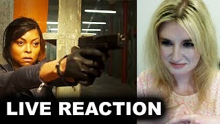 Proud Mary Trailer REACTION