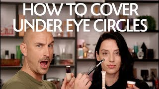 How To: Cover Under Eye Circles | Sephora