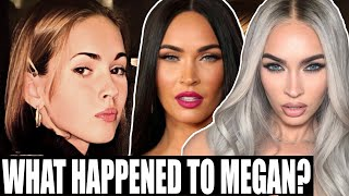 MEGAN FOX - THE TRUTH BEHIND THE GLOW UP (Plastic Surgery?)