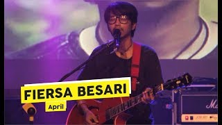 [HD] Fiersa Besari - April (Live at Chemistry Art Festival)