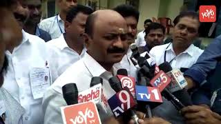 TRS Challa Dharma Reddy face-to-face on defeating Konda Su..