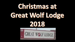 How do you wrap Great Wolf Lodge for Christmas