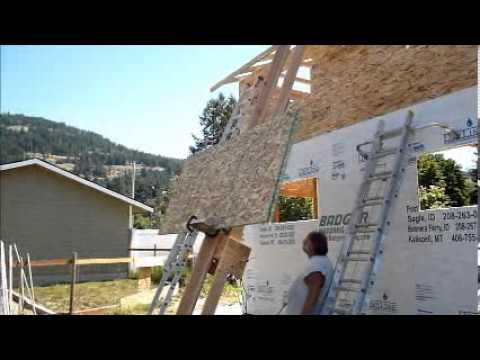 Homemade Shingle And Sheeting Lifting Device 2 Youtube