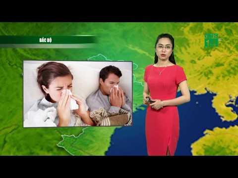 VTC14   Thời tiết 12h 05/04/2018  Ngày mai Nàng Bân về đến Hà Nội