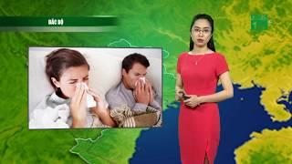 VTC14 | Thời tiết 12h 05/04/2018| Ngày mai Nàng Bân về đến Hà Nội