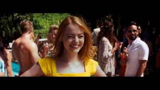 Mia and Sebastian || Lala Land someone in the crowd (movie clips)
