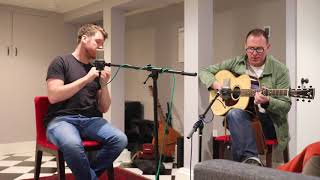 Whistle & Guitar Chris McMullan & Colm McCarthy The Old Favorite set (Jigs)
