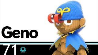 Super Smash Bros. Ultimate Geno Reveal