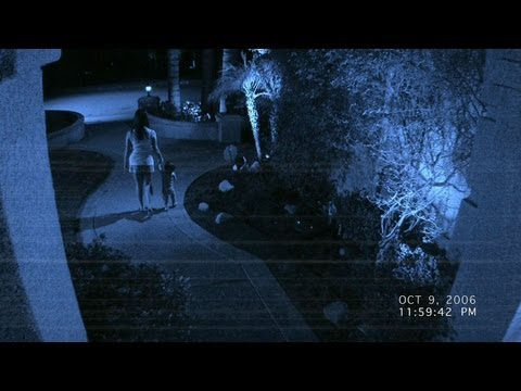 'Paranormal Activity 4' Trailer HD