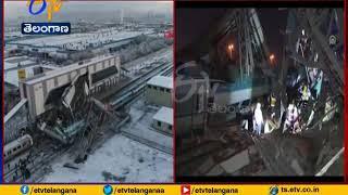High Speed Train Crash in Ankara; Leaves Many Dead..