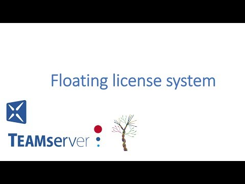 Floating License System - A simplified Licensing Model