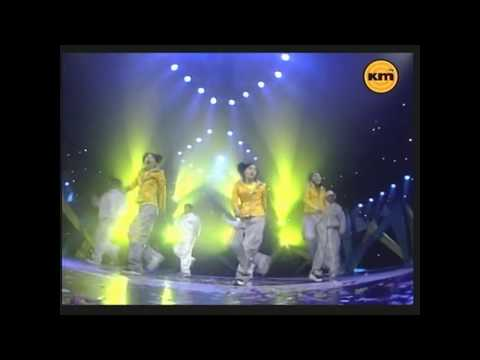 S.E.S. - Dreams Come True (1998.11 kmtv 쇼! 뮤직탱크)