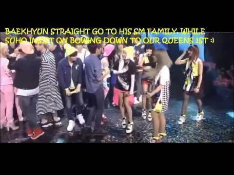 [2NEXO] EXO & 2NE1 Moment Part 3