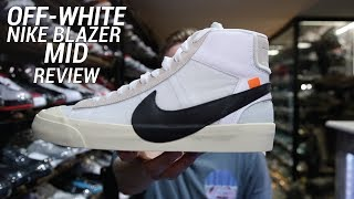 On-Feet  Off-White x Nike Zoom Fly