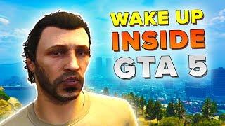 What If You Woke Up as an NPC in GTA 5 Online