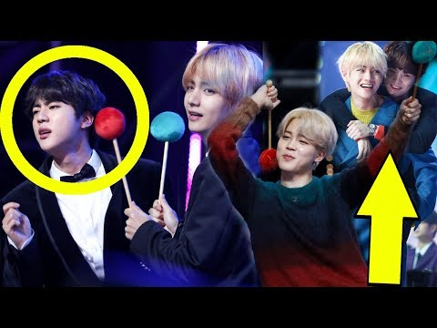 BTS Funny Moments At Golden Disk Awards 2019