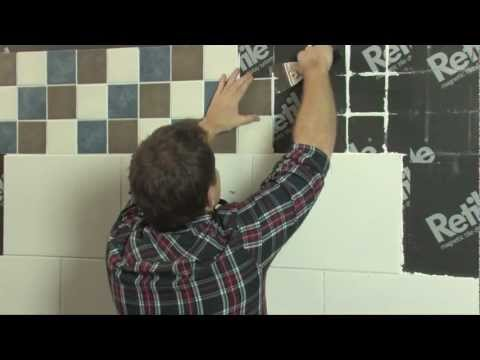 Retile® - Magnetic Tile Display System