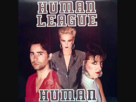 Human League - ''Human (Tre's 707 Extended Version)''