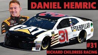 Daniel Hemric to the #31 Richard Childress Racing Chevrolet in 2019