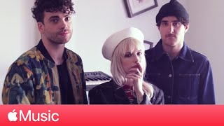 Paramore and Zane Lowe [Part 1 Interview] | Beats 1 | Apple Music