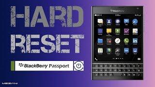 Remove Blackberry id from Blackberry Passport - 2018