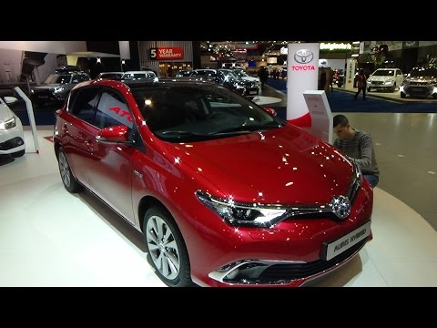 Toyota Auris Hybrid Live