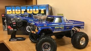 Traxxas Bigfoot Classic No.1 Unboxing
