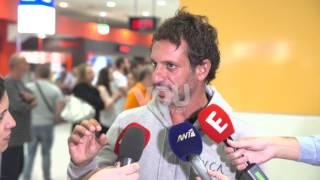 Youweekly.gr: Oι πρώτες δηλώσεις του Γιώργου Χρανιώτη στο αεροδρόμιο
