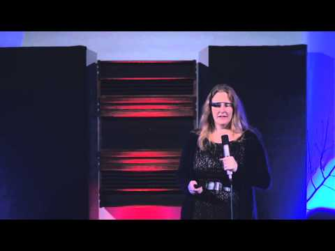 Google GLASS - Advancement Or Dehumanization? Michele Dutcher At TEDxAlbany 2013 - Smashpipe Tech