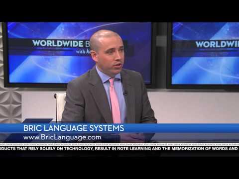 BRIC CEO Ryan McMunn Interviewed by Kathy Ireland - Segment 3