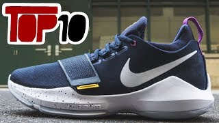 Top 10 Nike PG 1 Shoes Of 2017