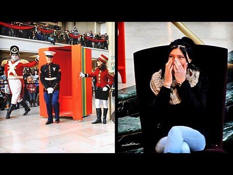 A Marine's Surprise Proposal!!!