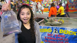 Florida State Fair Carnival Games!
