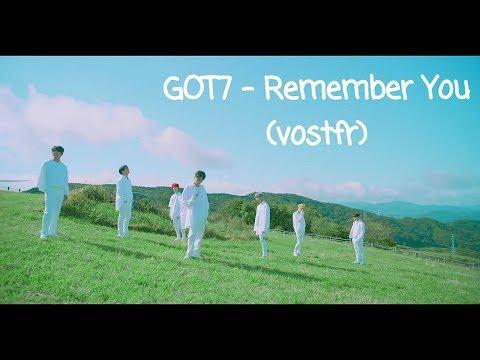 GOT7 | Remember You (VOSTFR)