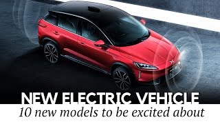 10 All-New Electric Cars and Vehicles with Promising Specifications to Arrive by 2020