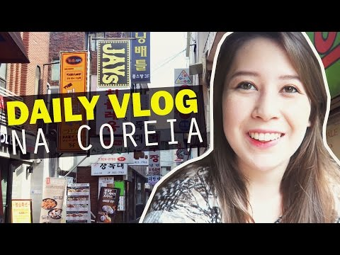 UM DIA COMIGO EM SEUL, COREIA | Câmera de Vlog Canon G7X | MIDORI