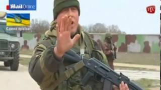 Clip Quân đội Nga nổ phát súng đầu tiên tại Crimea