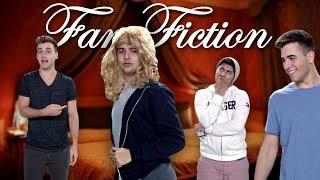 Reenacting Dirty Fan Fiction